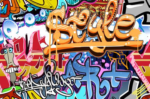 Graffiti 'style'
