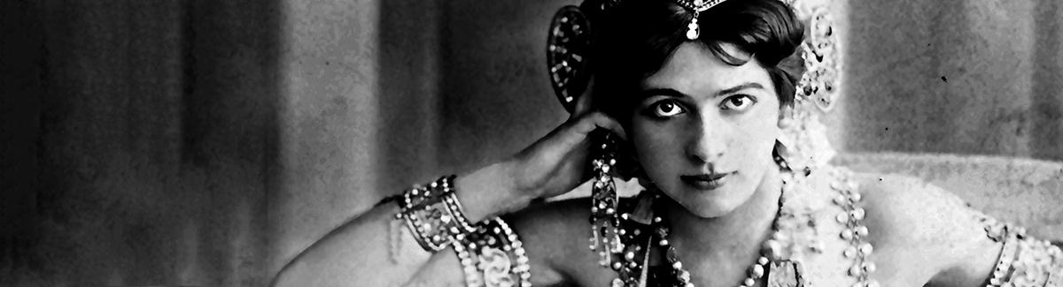 Explore Mata Hari's life.