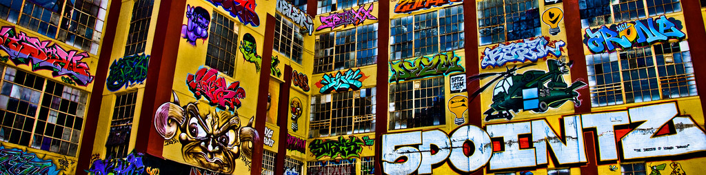 5Pointz hero image