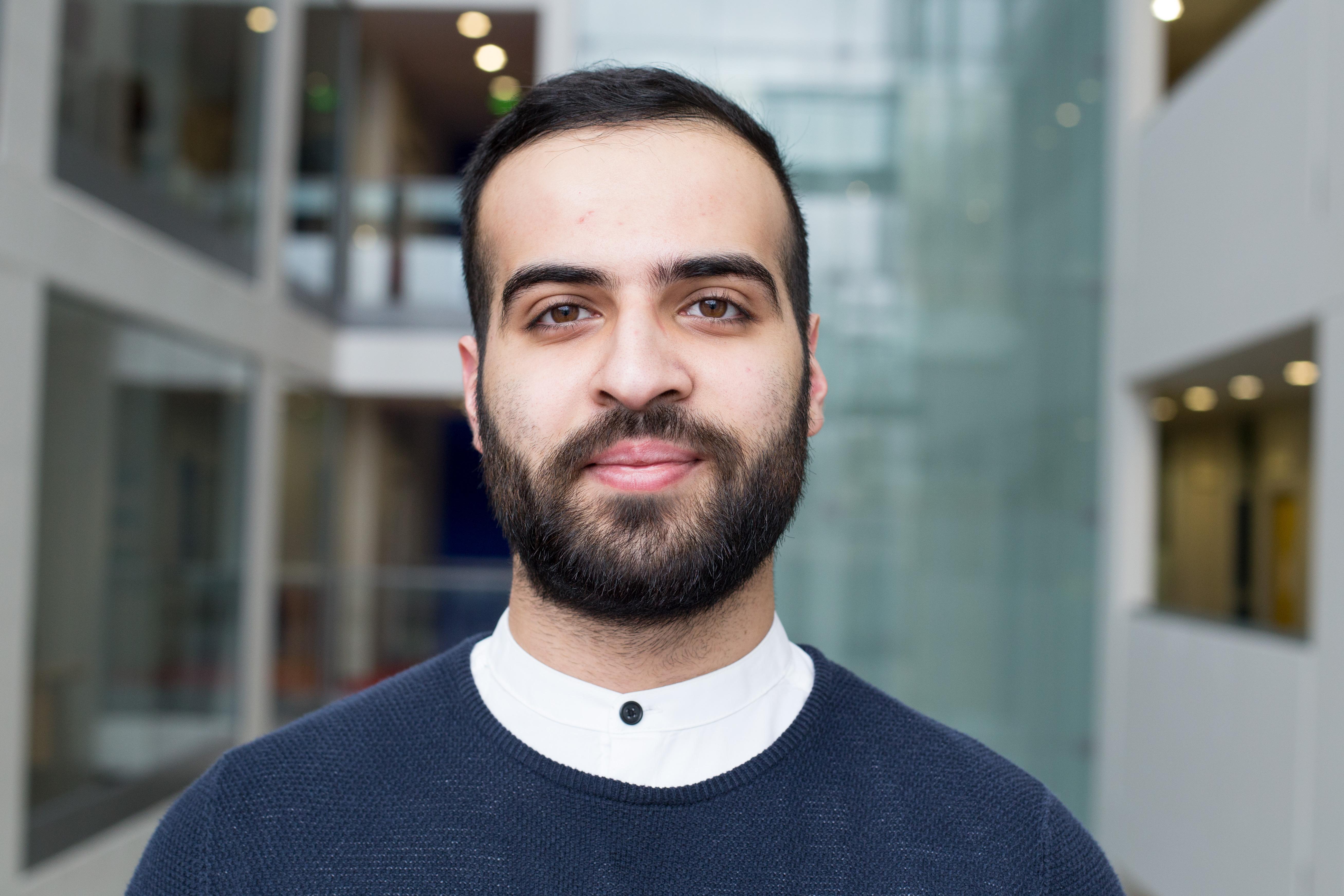 Yusuf Ahmad - INTO