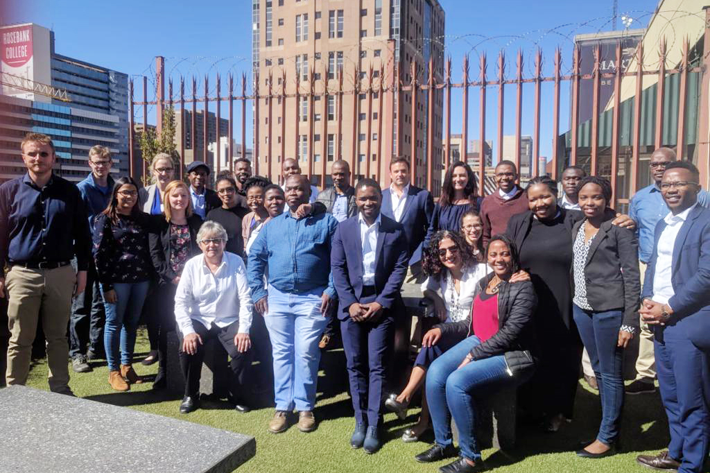 City Law School collaborates with South Africa's Socio-Economic