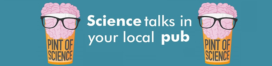 Pint of science - science talks in your local pub