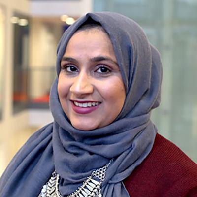 Aamena Akubat studied Metal Health Nursing