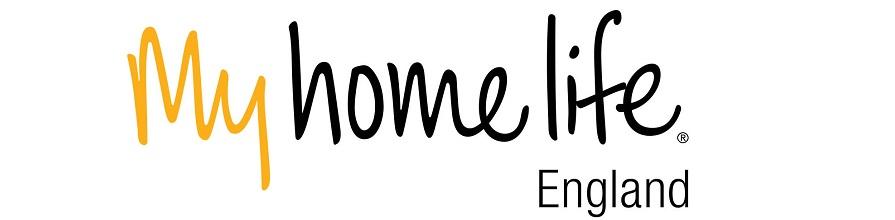 My Home Life England logo
