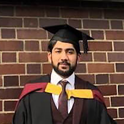 Mirza Baig is an LLB Law student
