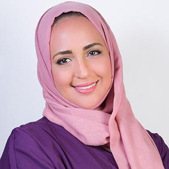 Headshot of Dr Roa Altaweli