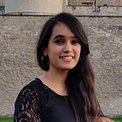 Jasveen Kaur is an MSc Artificial Intelligence student