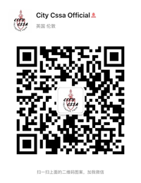 QR code for Chinese offer holders
