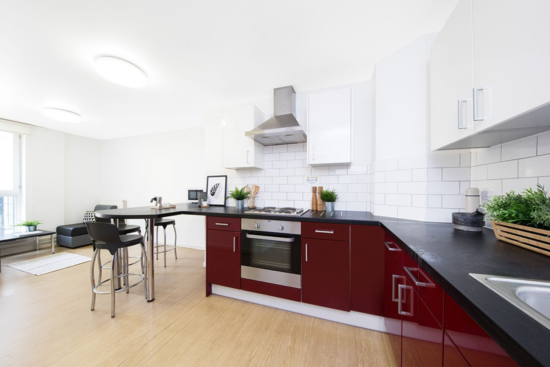 Romano court shared kitchen