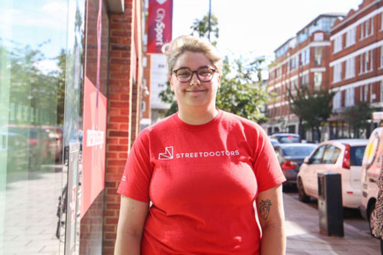 Rachel Moisan, (BSc Adult Nursing)