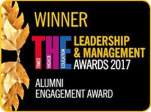 Leadership and management awards 2017 winner