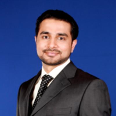 Alumni ambassador Osama Javaid