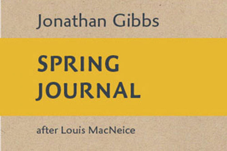 Cover of Jonathan Gibbs poetry book