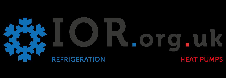 IOR logo banner