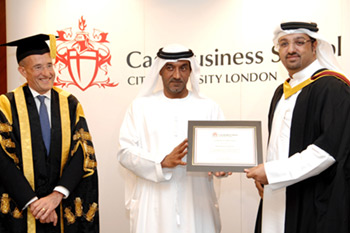 Second cohort of Dubai EMBA students graduate