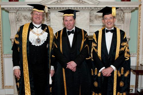 Chancellor, Pro-Chancellor and Vice-Chancellor
