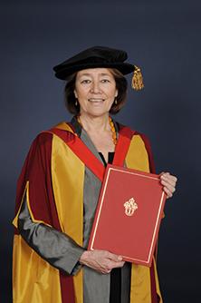 Ms Pamela Castle OBE