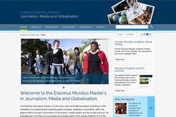 Mundus journalism gets responsive