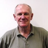 portrait of Christopher Lowney
