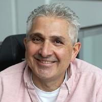 portrait of Professor Petros Iosifidis