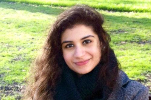 Tanvi Narayan, Economics alumna from City University London