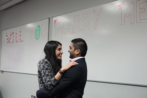 Proposal Vineet Patel and Jyoti Bhatia