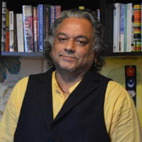 Portrait of Professor Bobby Banerjee