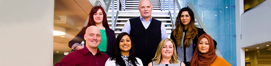 The Widening Participation Team
