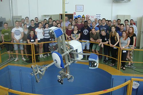 EGPR team, mechanical engineering, Croatia
