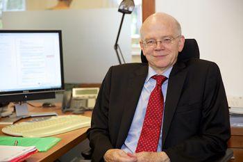 College Secretary Dr William Jordan
