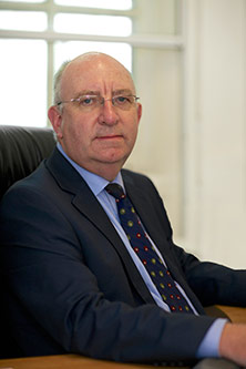 Dr Graham Daborn