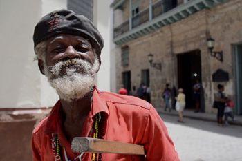 Man in Havana