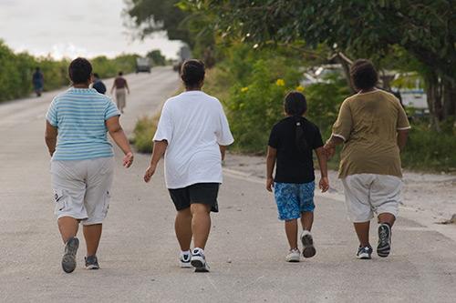 Walk against Diabetes
