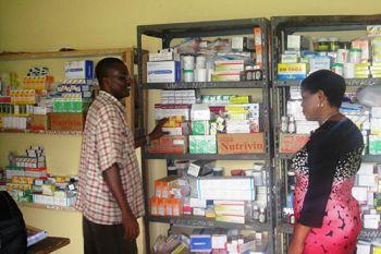 Nigerian drug store epidemic