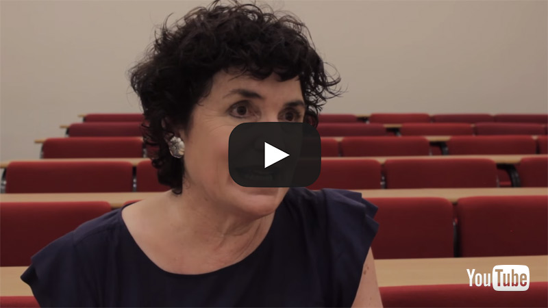 Susan Strauss talks about the Graduate Certificate in Counselling Psychology