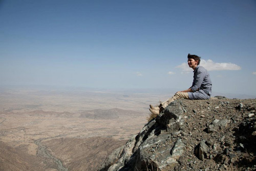 Iona Craig in Yemen