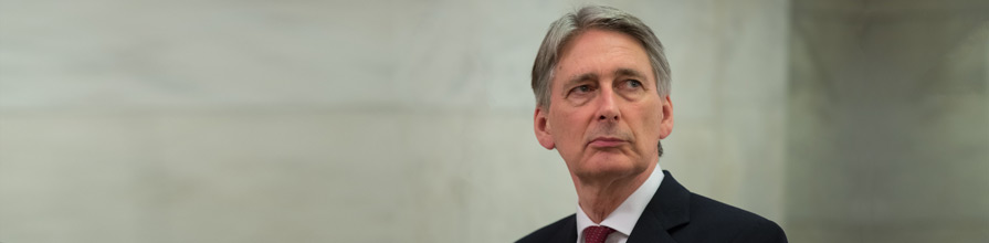 Philip Hammond. Autumn statement 2016