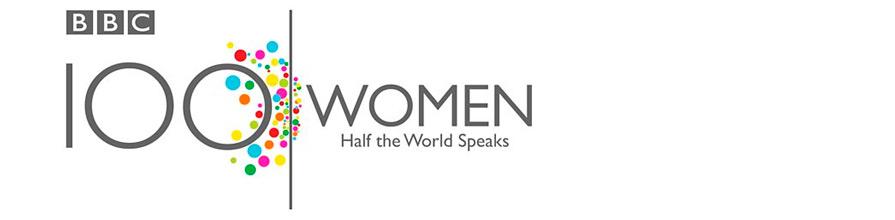 BBC 100 women. Half the world speaks.