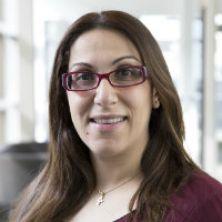 Portrait of Dr Elena Kalotychou