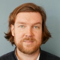 Portrait of Dr Jukka Rintamäki