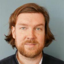 Portrait of Dr Jukka Rintamaki