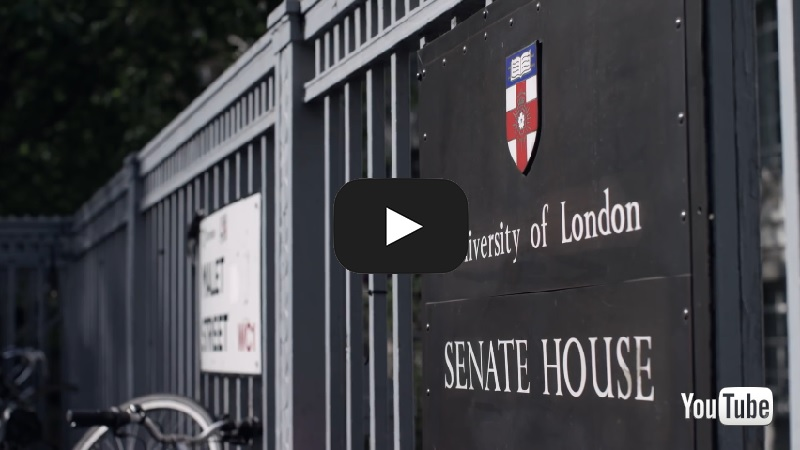 City joins the University of London