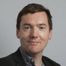 Portrait of Professor Peter Fleming