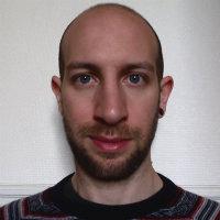 portrait of Dr Matteo Lisi