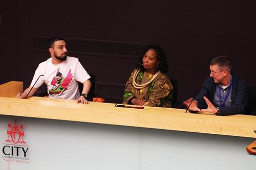 Kidulthood discussion panel