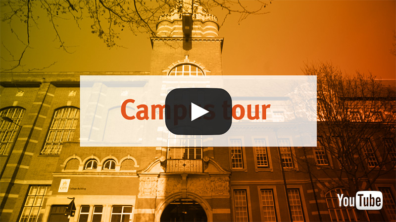 City virtual tour video