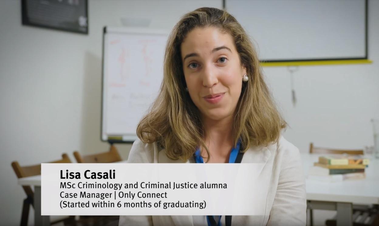 Criminology Alumni