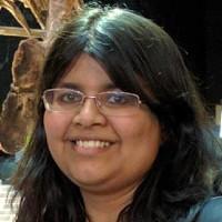 portrait of Subhasri Chatterjee
