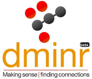 DMNIR logo and strapline