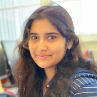 Portrait of Radha Manisha Kopparti